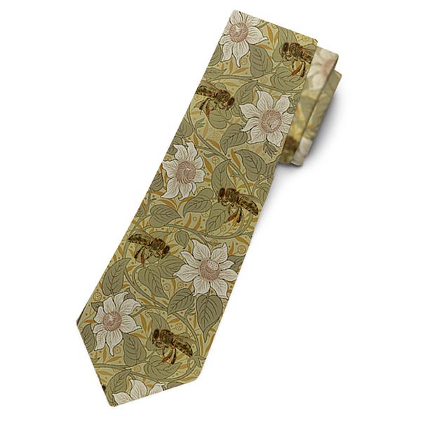 Vintage Bee Necktie