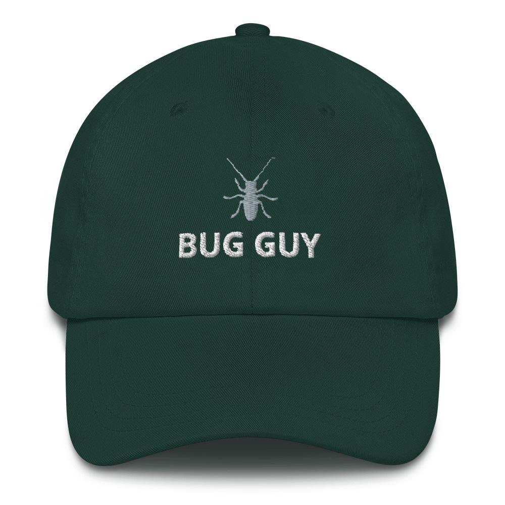 Bug Guy Baseball Cap