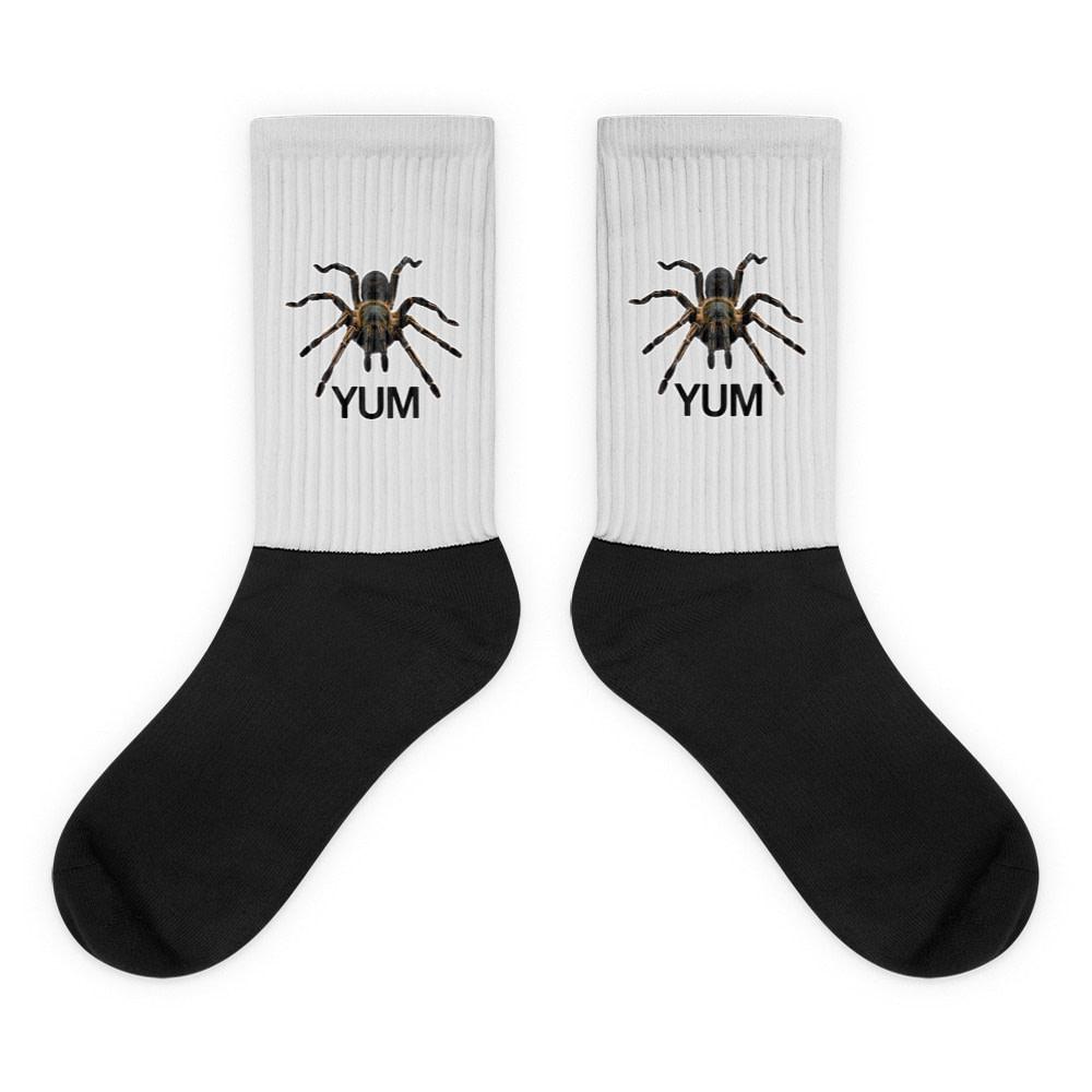 Yum Tarantula Socks