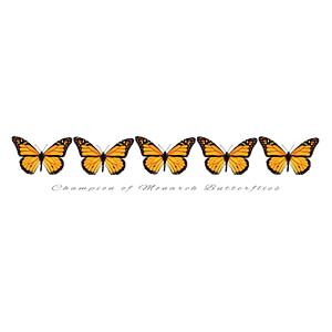 Champion of Monarch Butterflies
