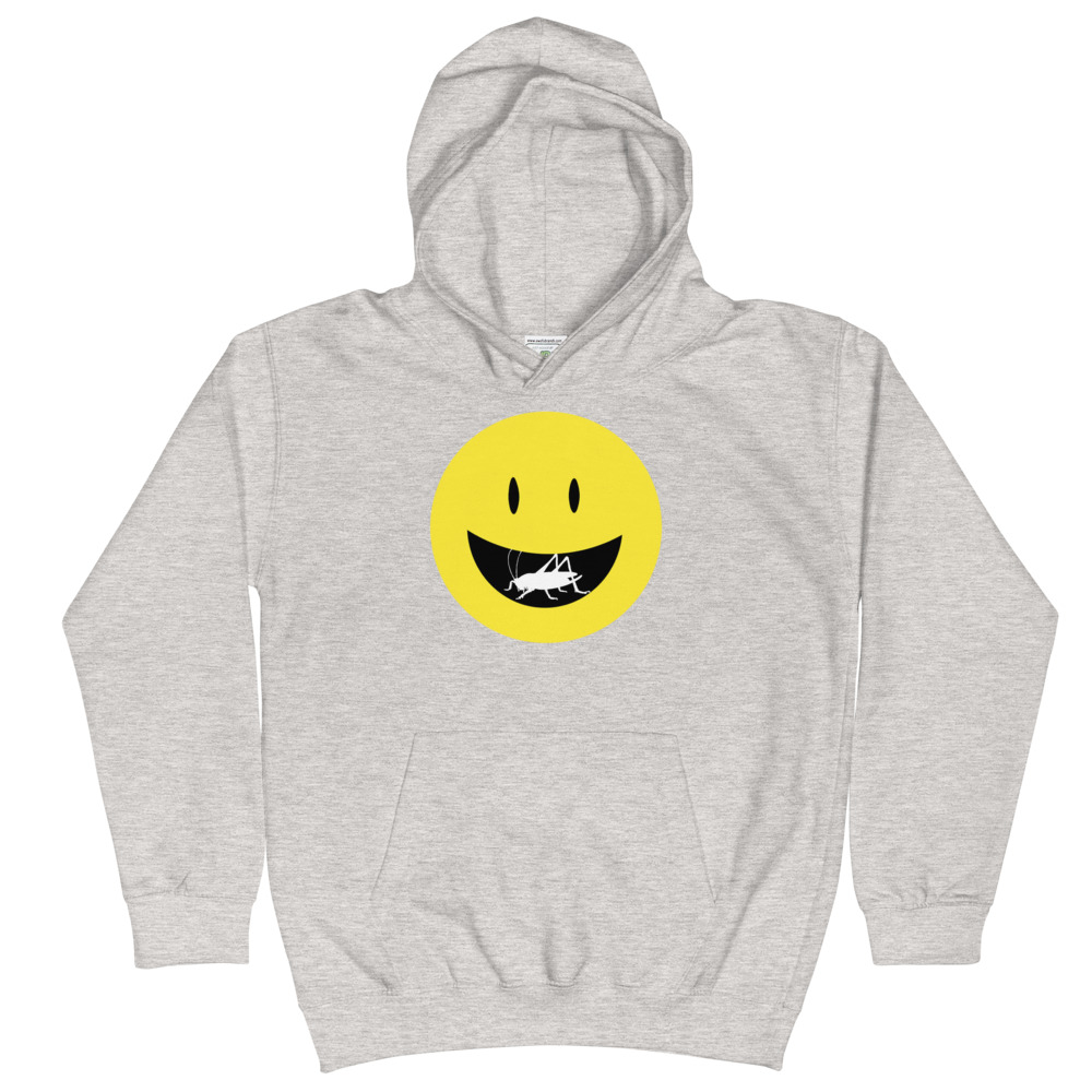 Happy Face Cricket Hoodie