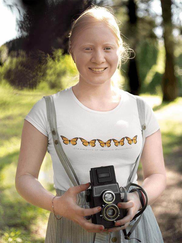 Monarch Butterfly Women's Shirt