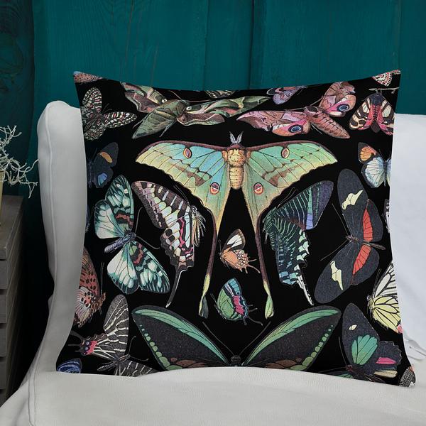 Papillon Butterfly Pillow