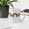 Champion of Monarch Butterflies Mug