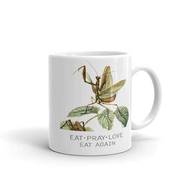 Eat Pray Love Mug