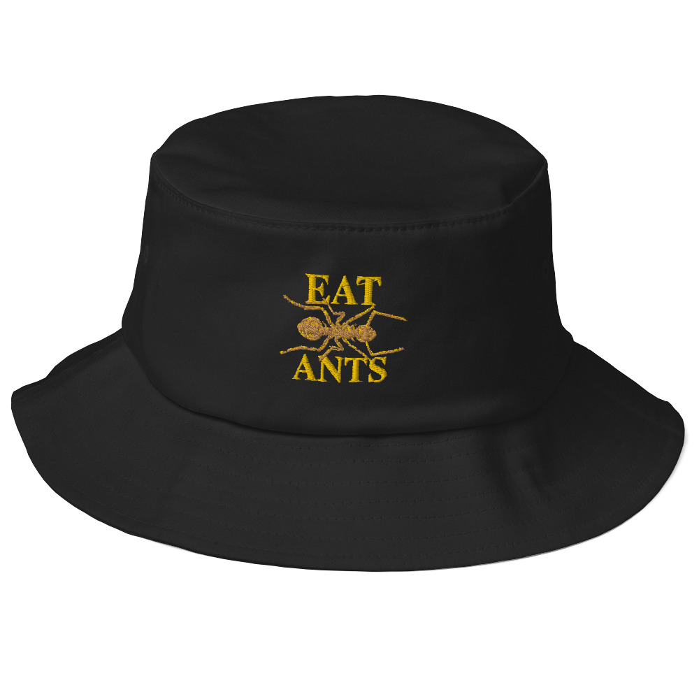 Eat Ants Bucket Hat