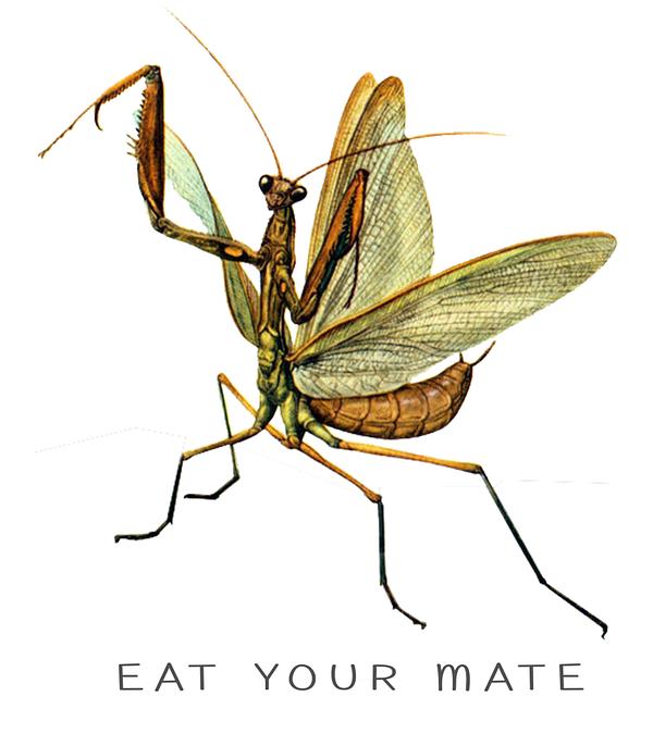 Eat Your Mate T-Shirt