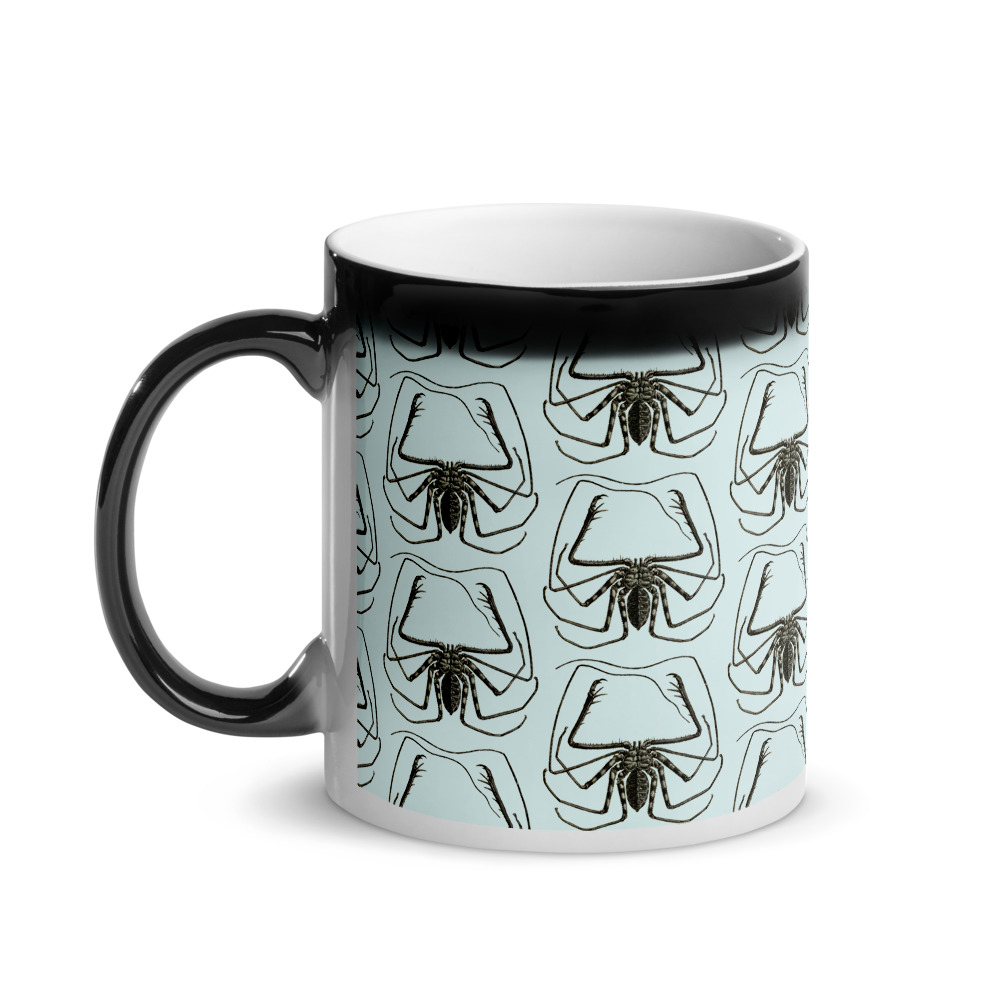 Whip Spider Magic Mug
